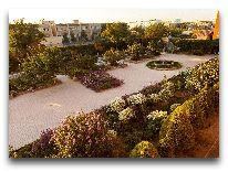 отель Рахат: Территория отеля