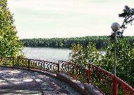 отель Оздоровительный Комплекс Ракета: Вид с территории комплекса