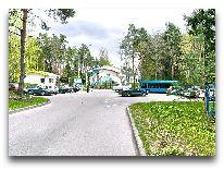 отель Оздоровительный Комплекс Ракета: Автостоянка