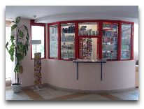 отель Оздоровительный Комплекс Ракета: Киоск
