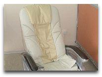 отель Оздоровительный Комплекс Ракета: Массажное кресло