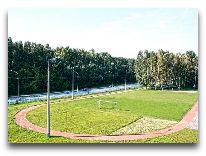 отель Оздоровительный Комплекс Ракета: Футбольное поле