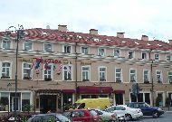 отель Ramada Vilnius: Фасад отеля
