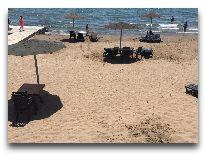 отель Ramada Hotel Baku: Пляж