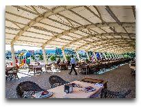 отель Ramada Hotel Baku: Летняя веранда