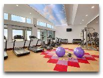 отель Ramada Hotel Baku: Фитнес центр