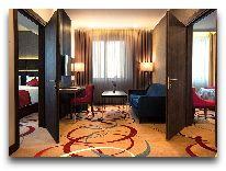 отель Ramada Hotel & Suites Wyndham Yerevan: Номер Presidential Suite