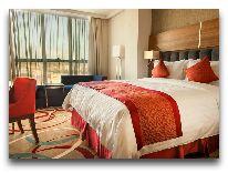 отель Ramada Hotel & Suites Wyndham Yerevan: Номер с кроватью king-size