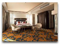 отель Ramada Hotel & Suites Wyndham Yerevan: Номера Deluxe King Suite