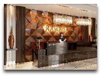 отель Ramada Hotel & Suites Wyndham Yerevan: Решепшен