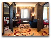 отель Ramada Hotel & Suites Wyndham Yerevan: Номер Superior Suite