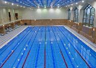 отель Ramada Plaza Gence: Крытый бассейн