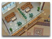 отель Ramada Plaza Gence: Холл