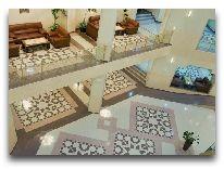 отель Ramada Plaza Gence: Холл отеля