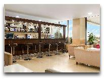 отель Ramada Plaza Gence: Mey Lounge bar