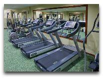 отель Ramada Plaza Gence: Фитнес центр