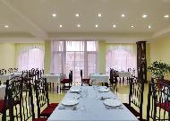 отель Rangrez Hotel Bukhara: Ресторан отеля