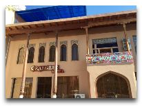отель Rangrez Hotel Bukhara: Фасад отеля
