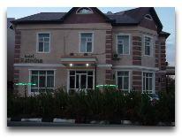 отель Ratmina: фасад