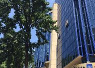 отель Radison SAS Tashkent: Фасад отеля