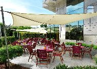 отель Regent Warsaw: Летняя терраса