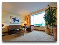 отель Regent Warsaw: Номер Junior Suite