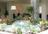 отель Regineh Hotel: Холл