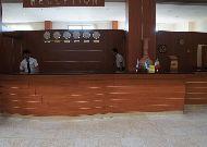 отель Registan Plaza: Ресепшен отеля
