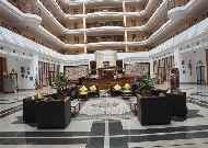 отель Registan Plaza: Холл отеля