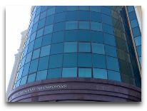 отель Registan Plaza: Фасад отеля