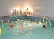 отель Rehabilitation center Jaunkemeri: Занятие водной гимнастикой