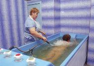 отель Rehabilitation center Jaunkemeri: Подводный массаж