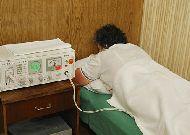 отель Rehabilitation center Jaunkemeri: Электротерапия