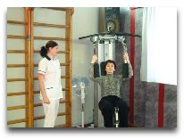 отель Rehabilitation center Jaunkemeri: Лечебная гимнастика