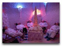отель Rehabilitation center Jaunkemeri: Cолевая комната