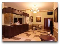 отель Reikartz Дворжец: Reception