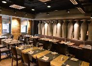 отель Republica: Ресторан