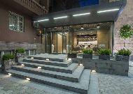 отель Republica: Вход в отель