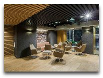 отель Republica: Лобби бар