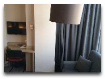 отель Republica: Номер стандарт Twin