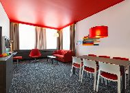 отель Park Inn Radisson Central Tallinn: Номер Suite