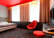 отель Park Inn Radisson Central Tallinn: Номер Guest Room Premium