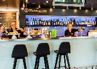 отель Park Inn Radisson Central Tallinn: Lobby bar