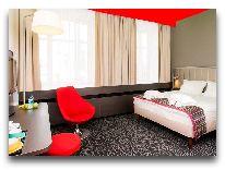 отель Park Inn Radisson Central Tallinn: Номер Gest Premium