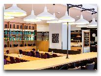 отель Park Inn Radisson Central Tallinn: Кафе Kompass