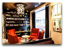 отель Park Inn Radisson Central Tallinn: Лобби
