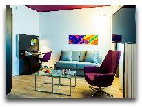 отель Park Inn Radisson Central Tallinn: Family Room