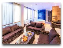 отель Park Inn Radisson Central Tallinn: Индивидуальная сауна