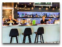 отель Park Inn Radisson Central Tallinn: Lobby bar