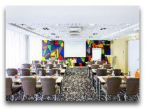 отель Park Inn Radisson Central Tallinn: Конференц зал Stuudio III